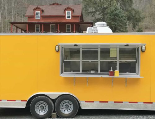 The Food Truck at Mountain Harbour